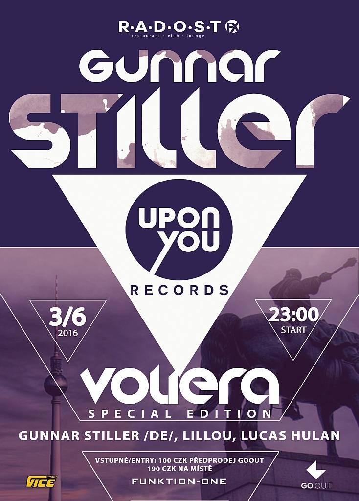 Páteční mejdan v Radosti FX obstará německý DJ Gunnar Stiller