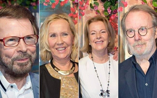 ABBA po třiceti letech konečně znovu vystoupila! Z původní sestavy nikdo nechyběl