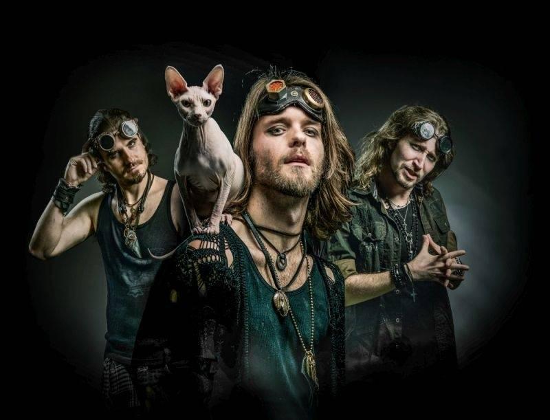 Stroy představí nový klip Undead v premiéře v Lucerna Music Baru a na iREPORTu