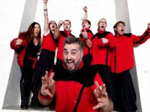 Ruská turbo polka v Praze: Do Rock Café dorazí blázniví Russkaja