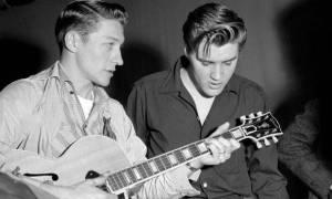 Zemřel Scotty Moore, kytarista Elvise, který ovlivnil rockové ikony