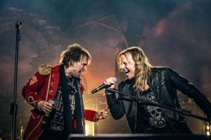 Masters Of Rock přiveze do Vizovic Megadeth, Slayer i Avantasiu
