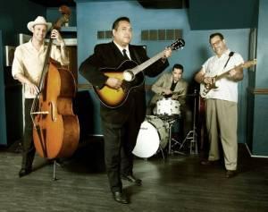 Big Sandy And His Fly-Rite Boys zahrají na konci prázdnin poprvé v Rock Café