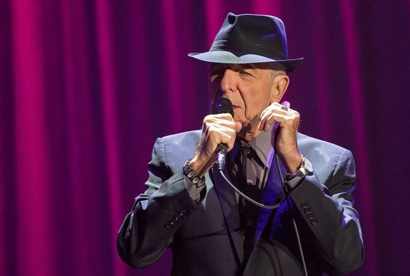 Leonard Cohen vydá nové album ve dvaaosmdesáti letech. Produkoval ho jeho syn Adam