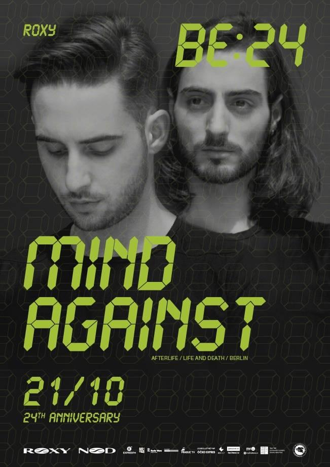 Narozeniny Roxy mají dalšího hosta: V říjnu přijede atmosférické tech/house duo Mind Against