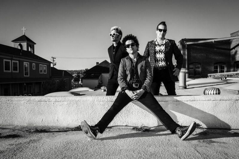 Green Day se chystají do Prahy! V lednu předvedou naživo své revoluční rádio