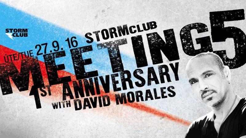 Legenda americké house music David Morales poctí svou návštěvou Prahu