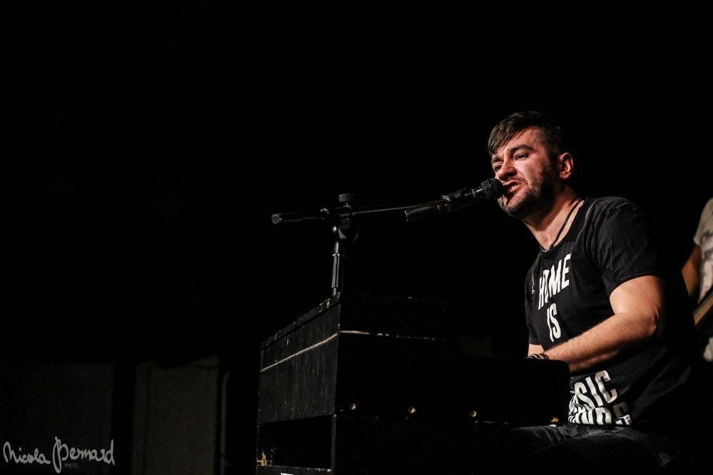 Marek Ztracený bez elektroniky: Klidnější turné už nikdy nepojede!