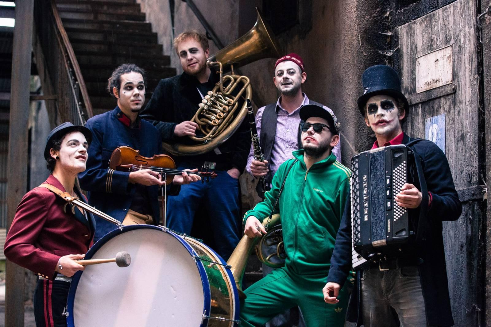Circus Problem vydávají album Inner Fools. Pokřtí ho v Lucerna Music Baru