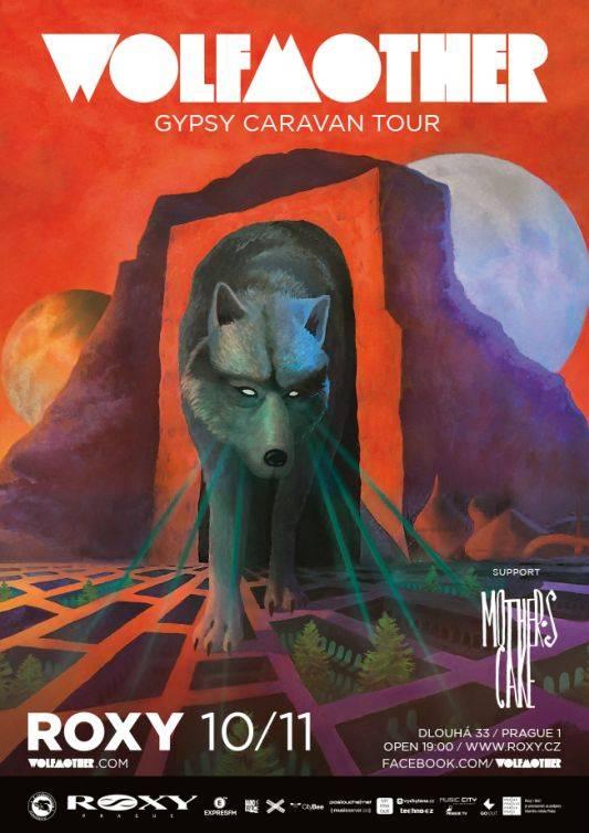 Wolfmother přehrají ve čtvrtek Praze nové album Victorious