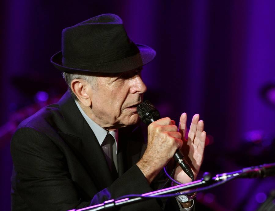Zemřel Leonard Cohen, legendární písničkář a autor hitu Hallelujah