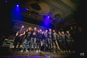 J.A.R. oslaví 17. listopad tradičně v pražské Lucerně, podpoří je Vladimír Mišík