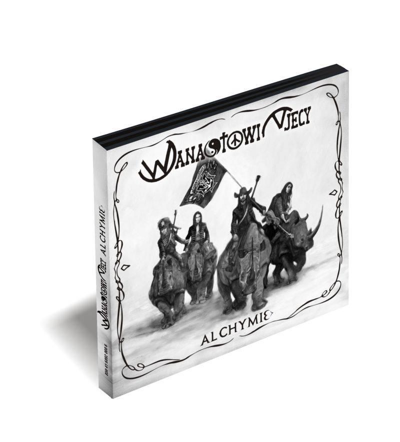 Wanastowi Vjecy mají po pěti letech nové album Alchymie, fanouškům ho osobně podepíšou