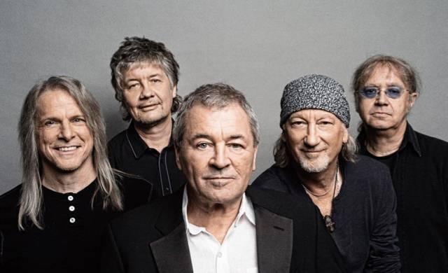 Deep Purple představí v Praze novou desku, zahrají u nás v květnu