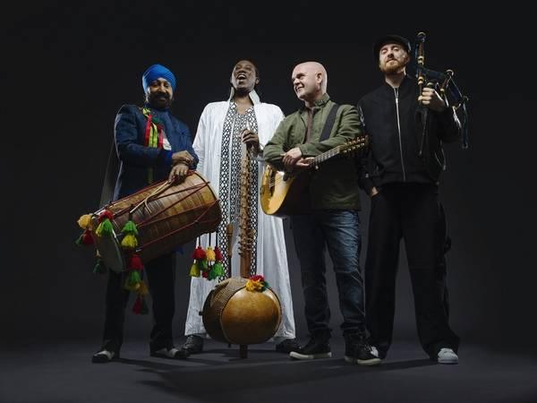 Colours Of Ostrava zvou na elitu world music: Dorazí Afro Celt Sound System, Faada Freddy a Speed Caravan