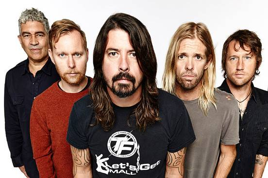 Foo Fighters věnují rok 2017 nahrávání nové desky, vyrazí i na evropské turné
