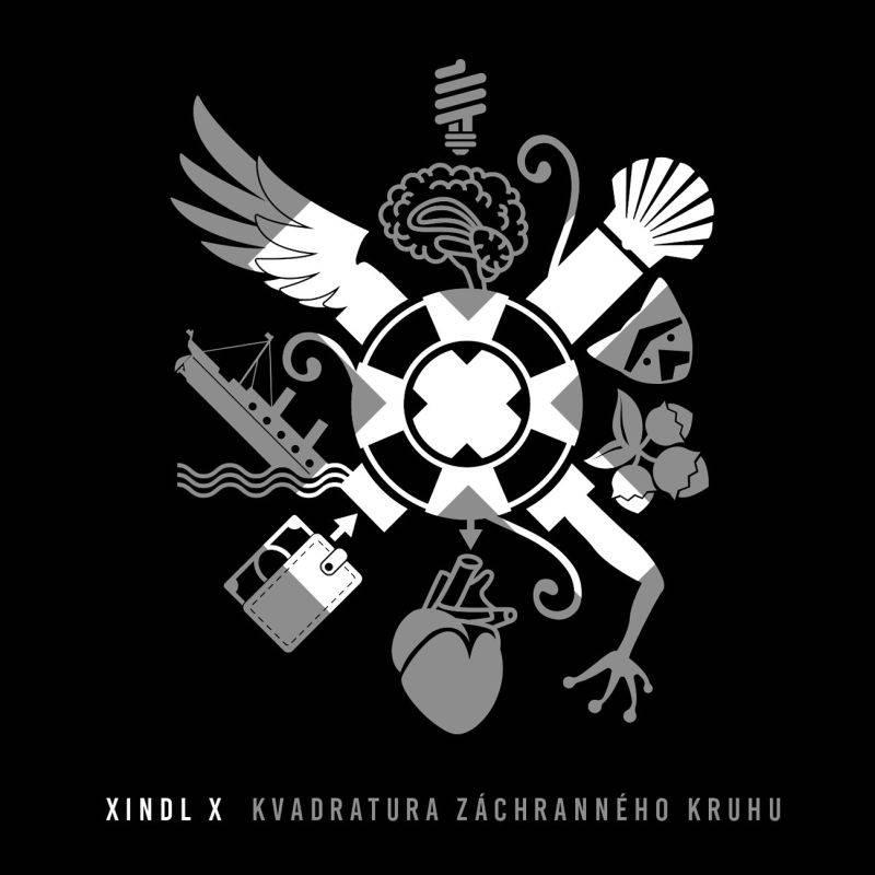 Xindl X vezme na turné i Mirku Miškechovou. Jeho hudba doprovodí film Raportér