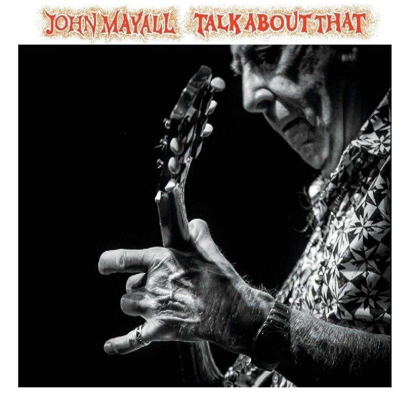 Nové desky: John Mayall zve novinkou na pražský koncert, Markéta Irglová miluje modře