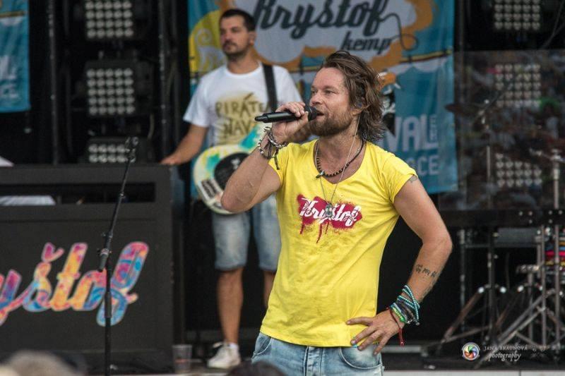 Kryštof přidává druhý koncert na fotbalovém stadionu, vydá best of i čtyři nové písně