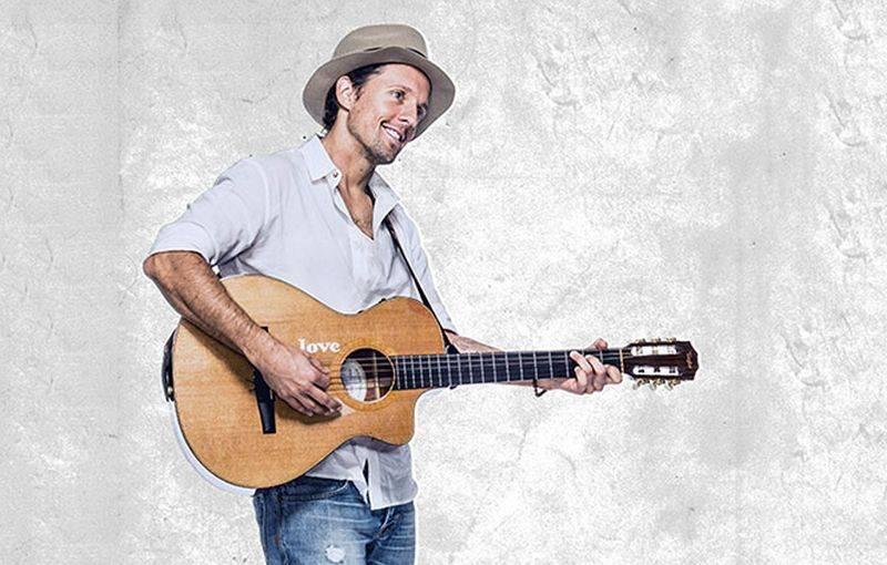 Jason Mraz se po šesti letech vrátí do Prahy, I'm Yours a další skladby zahraje ve Foru Karlín