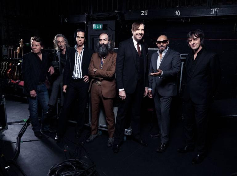 Nick Cave a jeho The Bad Seeds zahrají v Praze, představí nové album Skeleton Tree