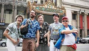 Král ro(c)ku Kyle Gass se svou kapelou v dubnu vystoupí v pražském Rock Café