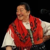 Zemřela Jarmila Šuláková, královna lidové písně