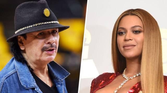 Carlos Santana o Beyoncé: