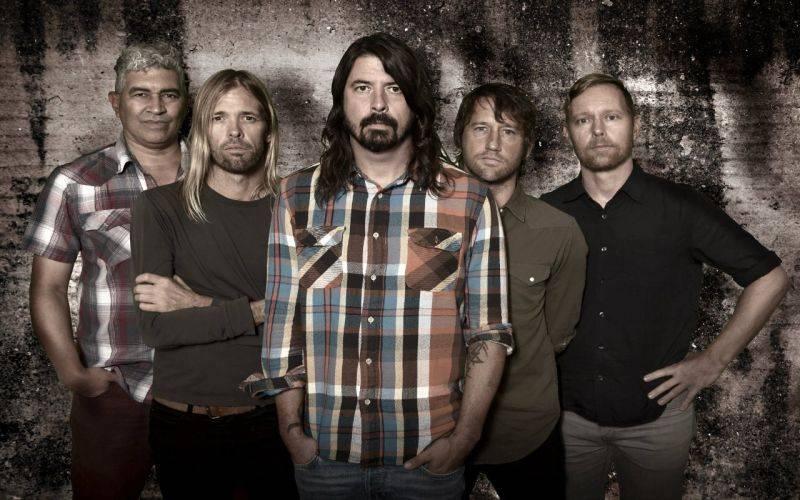 Foo Fighters zahrají v červnu v pražské O2 areně!