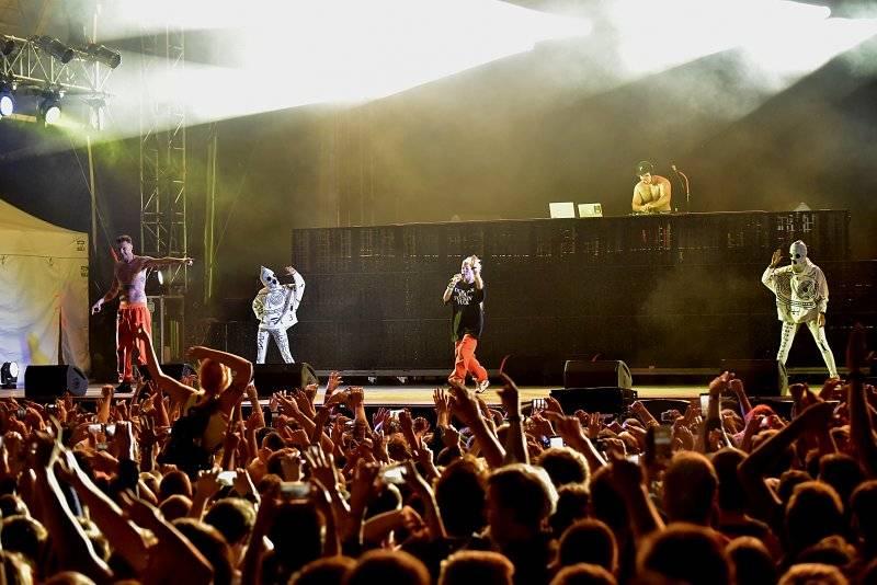 Die Antwoord, nejúchylnější kapela současnosti, míří na Rock for People