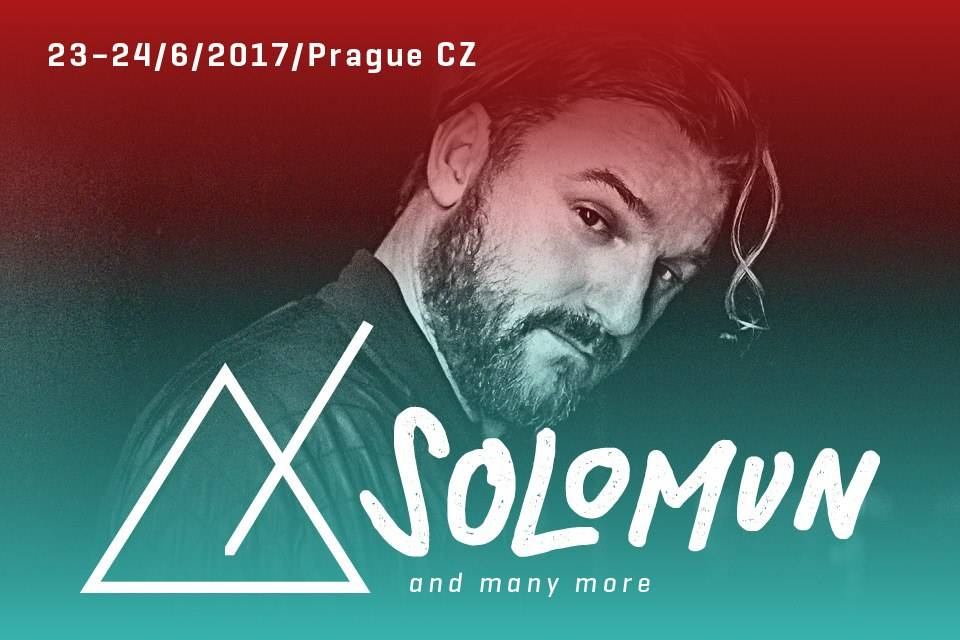 Metronome festival přihazuje DJskou ikonu Solomuna a držitele Mercury Prize Young Fathers