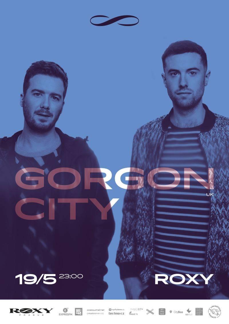 Duo Gorgon City roztančí v květnu pražský klub Roxy