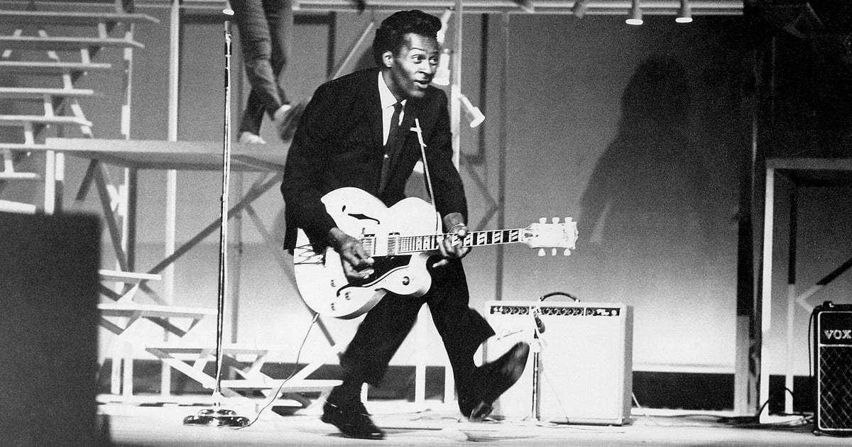 Zemřel Chuck Berry. Průkopníkovi rock'n'rollu bylo 90 let a po čtyřech dekádách chystal nové album