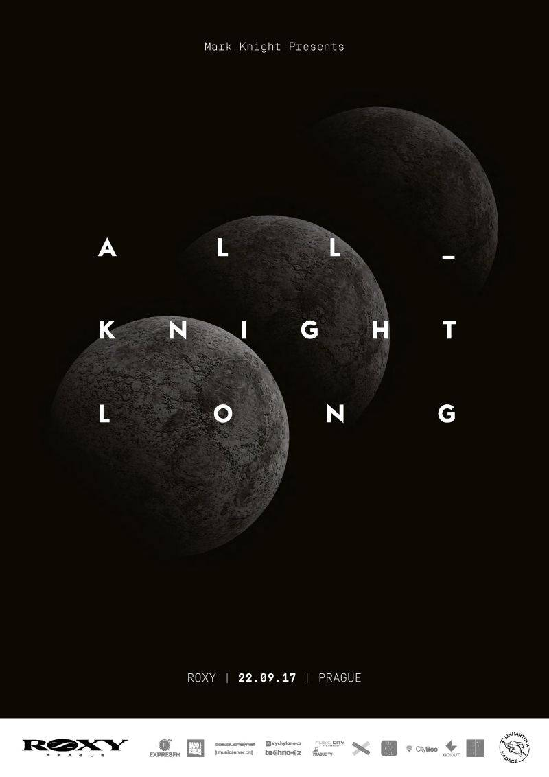 Mark Knight přiveze do pražské Roxy exkluzivní All Knight Long