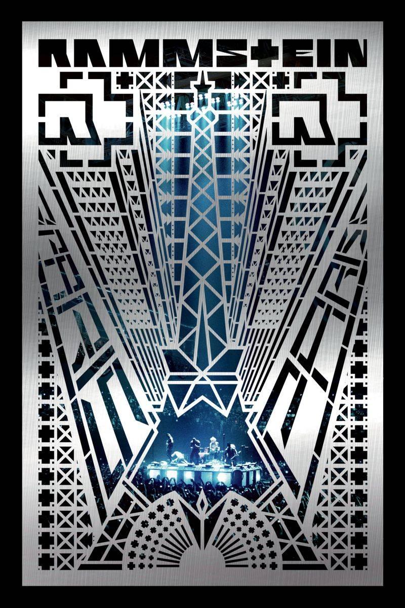 Rammstein vydají v květnu svůj koncertní film Paris na DVD