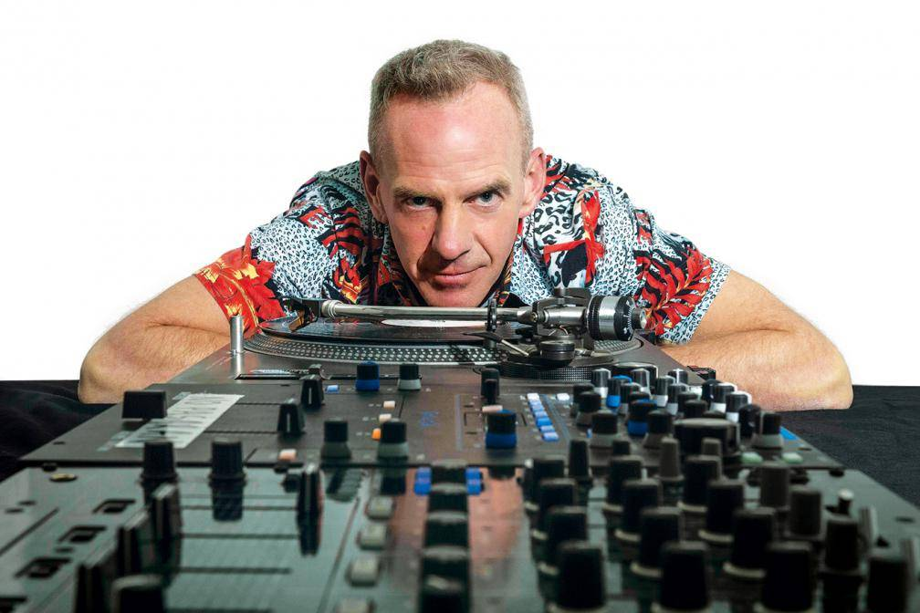 Fatboy Slim dorazí v červenci do Ostravy na festival Beats For Love