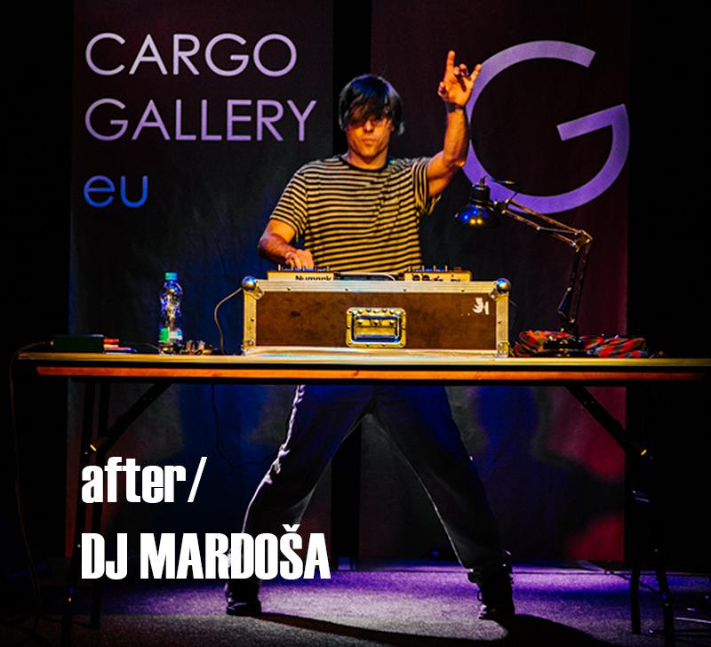 Cargo Gallery připlouvá zpět na Náplavku. O první party v lodním klubu se postará Dan Bárta, En.dru a JeN Hovorka