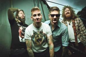 Na Rock for People dorazí Mastodon, přivezou nové album Emperor Of Sand