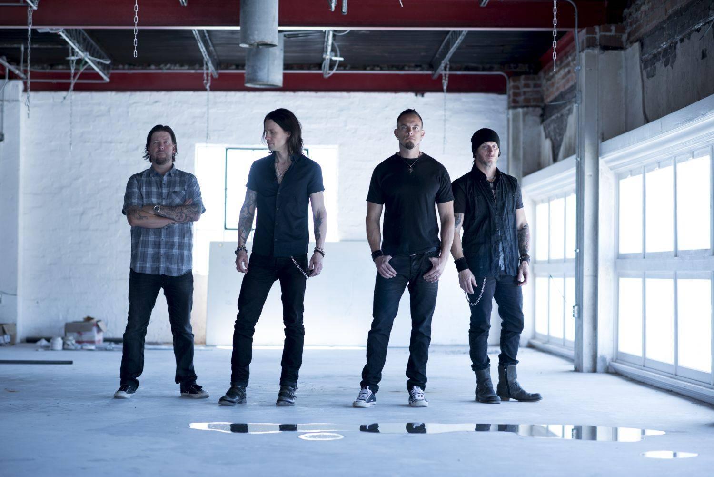 Alter Bridge potěší rockové fanoušky v červnu ve Foru Karlín