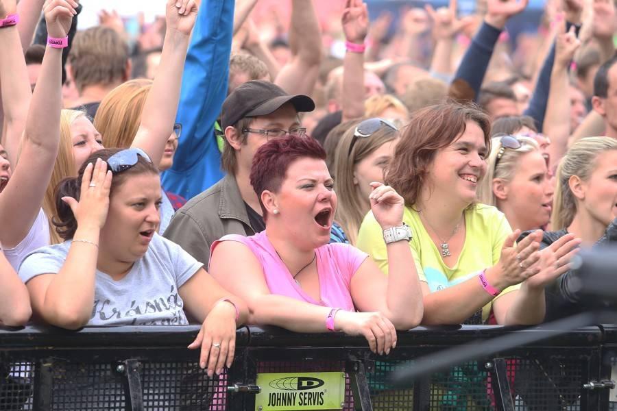 Druhý ročník festivalu Topfest.cz zve na britské The Rubettes, vystoupí i Horkýže Slíže, Rybičky 48 nebo Citron