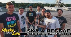 Plaské kulturní léto zahájí Fast Food Orchestra, v příštích týdnech vystoupí i Wohnout, UDG, Hentai Corporation a další