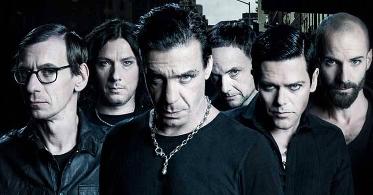 Předkapelou Rammstein budou Kurtizány z 25. Avenue