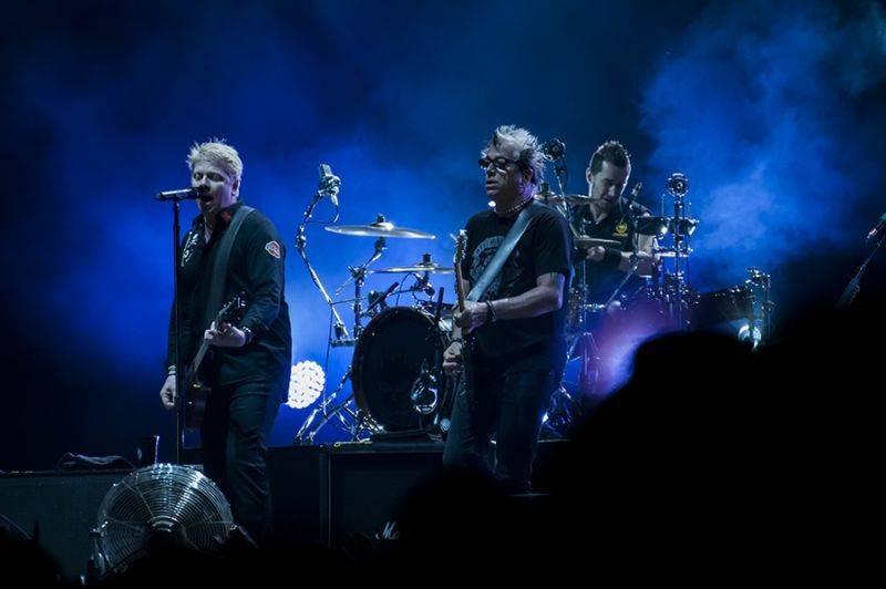 The Offspring se po roce vrátí do Česka, v srpnu zahrají v Praze