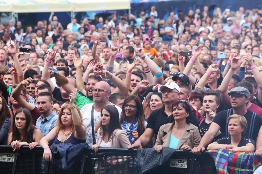 Topfest.cz nabídne hudbu i kouzla, zahrají Marta Jandová, Rybičky 48 nebo britští The Rubettes