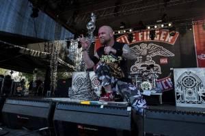 Five Finger Death Punch a In Flames v listopadu zatřesou pražským Forem Karlín
