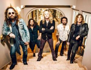 The Dead Daisies naplní pražský Lucerna Music Bar rock'n'rollem