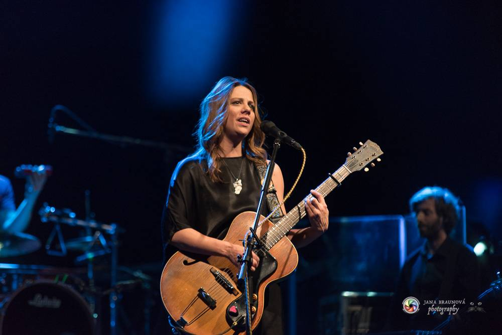 Aneta Langerová chystá sérii letních koncertů. Na podzim vydá CD a DVD z Fora Karlín