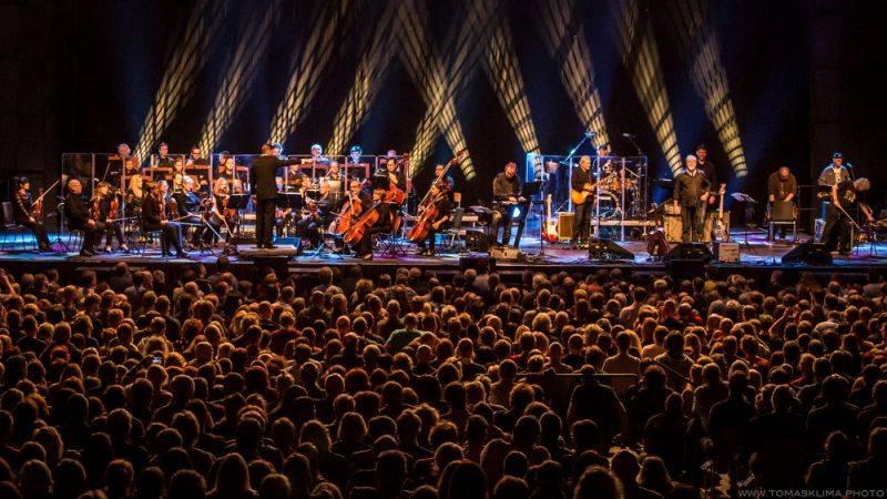 Festival Krásný ztráty live oslaví 50 let Framus Five, hostitelem bude na Konopišti Michal Prokop