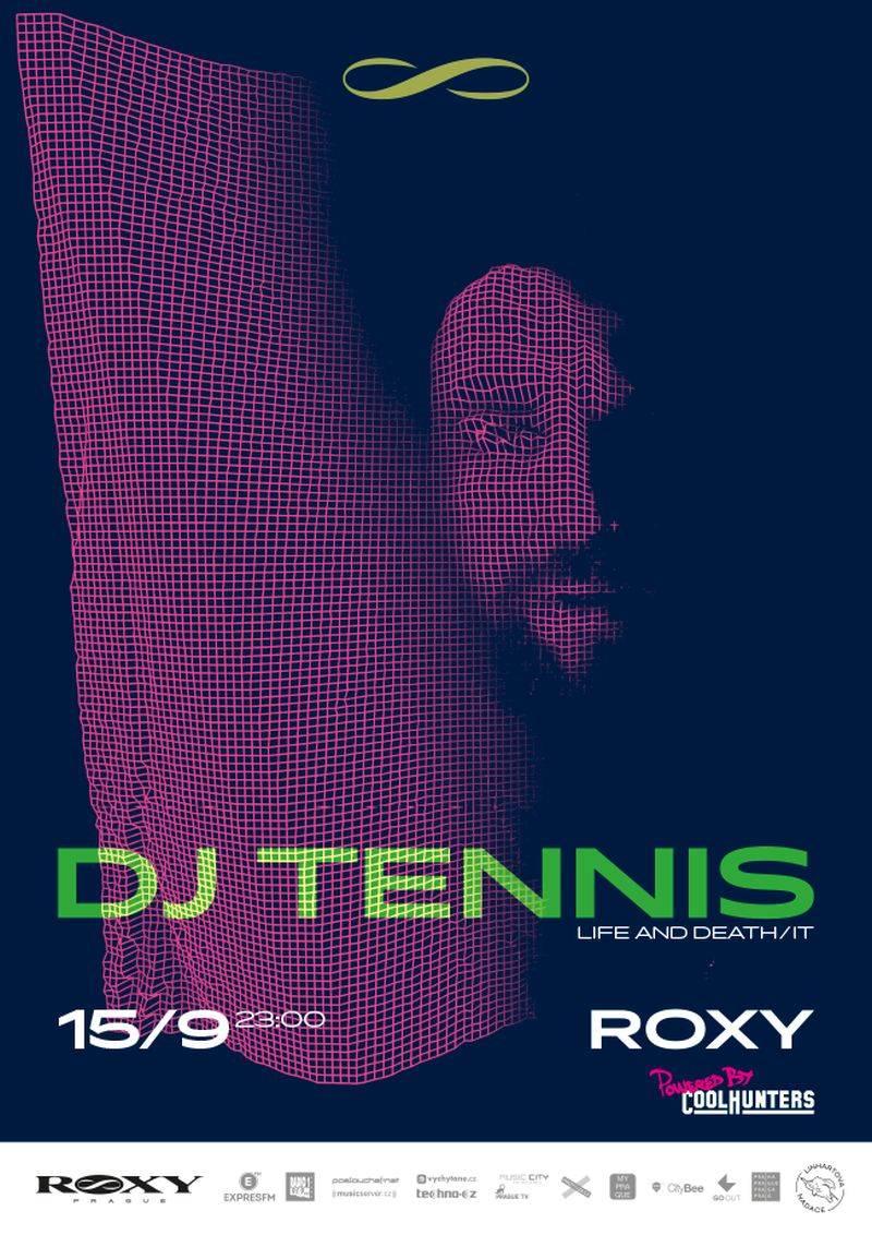 DJ Tennis, zakladatel labelu Life And Death, se v polovině září představí v Praze