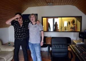 Bruno Ferrari vydá album s pomocí Startovače. Jeho hostem je i Bohumil Kulínský
